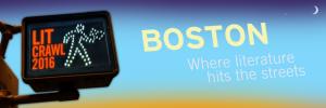 Lit Crawl Boston @ Back Bay,  Boston