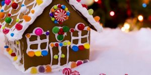 Gingerbread Houses for Grown Ups! @ Fairmont Copley Plaza | Boston | Massachusetts | United States