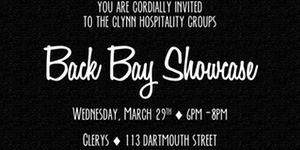 Glynn Back Bay Showcase @ Clery's | Boston | Massachusetts | United States
