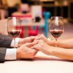 Holding Hands with Wine