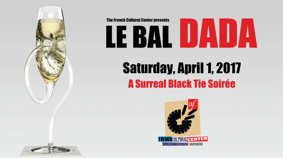 French Cultural Center - Le Bal Dada - Ad for BBA