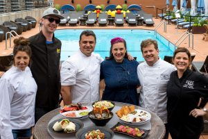 roofTOP Chefs at The Colonnade @ The Colonnade | Boston | Massachusetts | United States