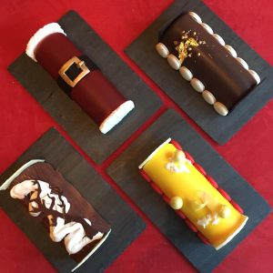 Bûche de Noël Pop-Up at Bar Boulud Boston