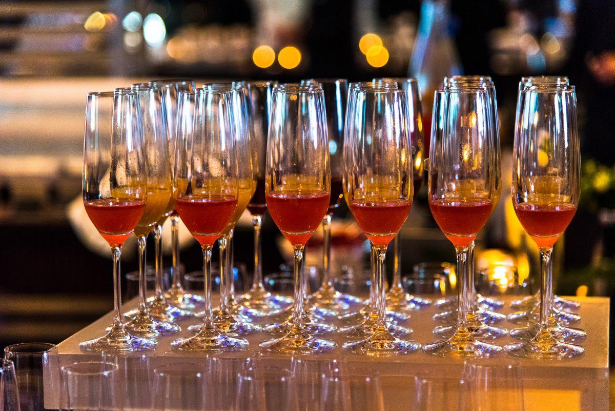 Boston Back Bay Gala Four Seasons Hotel Boston Champagne