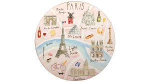 Back Bay Gift Guide: Paris Coasters, Set of Four, Circle Furniture