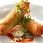 Below Freezing?  Davio's Back Bay Wants to Give You Spring Rolls