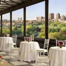 Bossa Nova Pop-Up Lounge on the Rooftop of the Taj @ Taj Boston | Boston | Massachusetts | United States