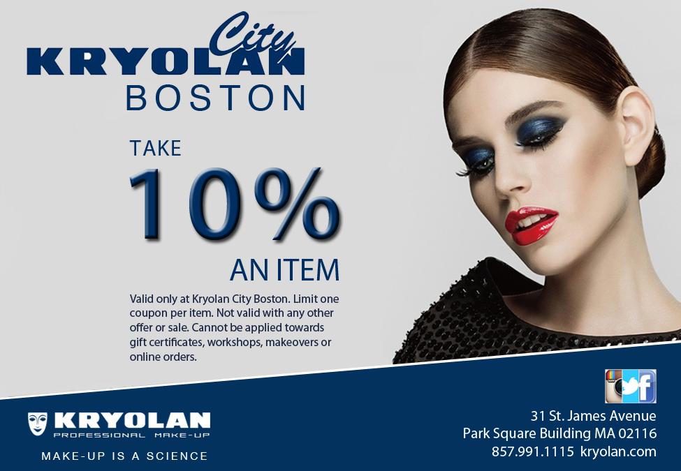 Spotlight On: Kryolan City Boston - Back Bay Association