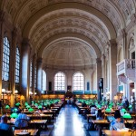 Utilizing the Boston Public Library During the COVID-19 Pandemic