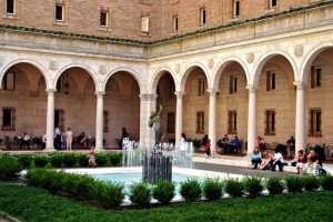 Concerts in the Courtyard at the Boston Public Library @ Boston Public Library
