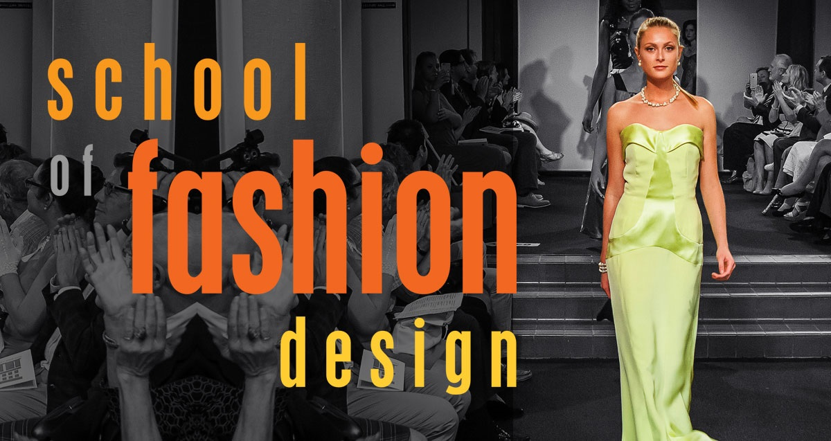 Continuing Education At The School Of Fashion Design