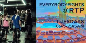 EverybodyFights @ RTP @ Rooftop Pool at The Colonnade  | Boston | Massachusetts | United States