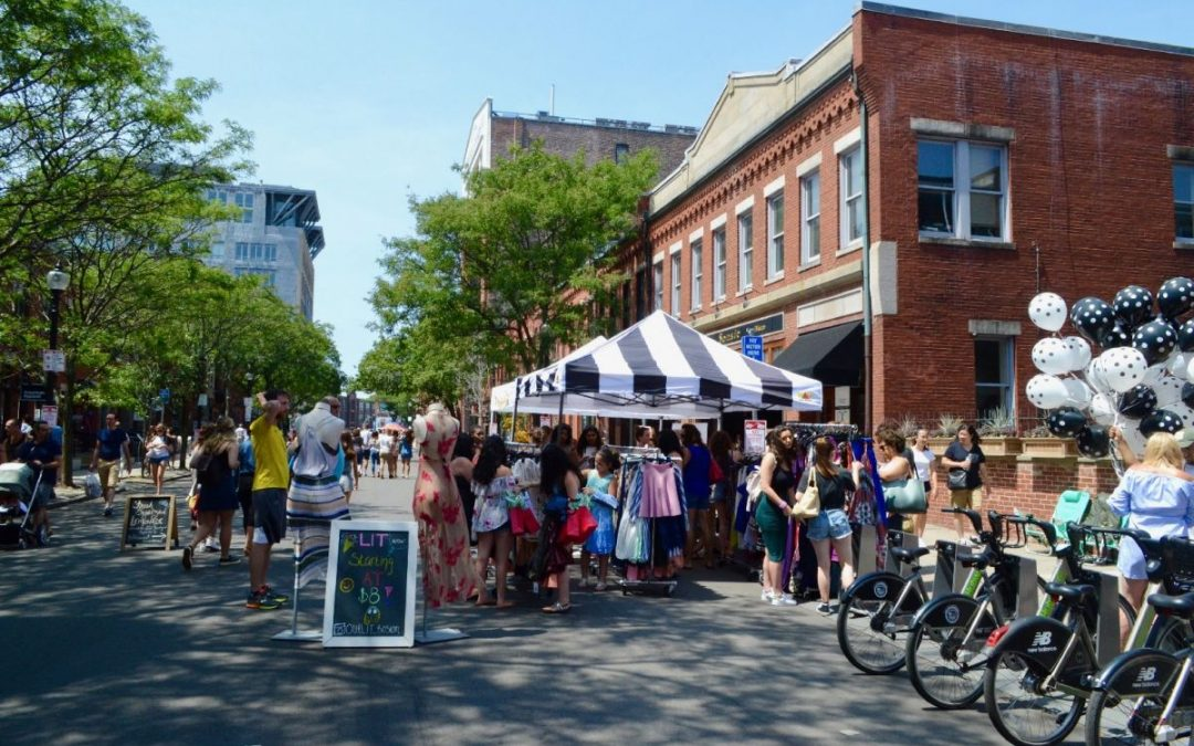 Open Newbury Event Guide: August 25