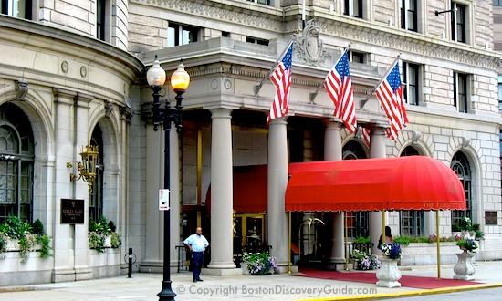 Fairmont Copley Plaza Brings Beaumont Etiquette Program to Boston
