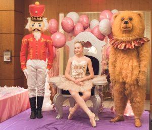 Sugar Plum Fairy Tea @ Washington Junior Ballroom at The Ritz-Carlton | Boston | Massachusetts | United States