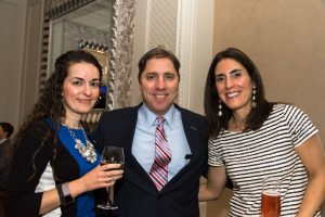 Boston Back Bay Gala Guests