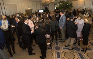 Boston Back Bay Group Networking