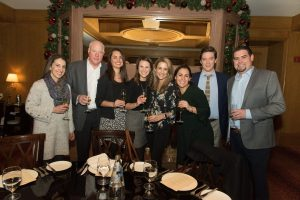 Boston Back Bay Gala Guests Bristol Restaurant
