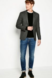Back Bay Gift Guide: Bloomsbury Tweed Jacket, Jack Wills