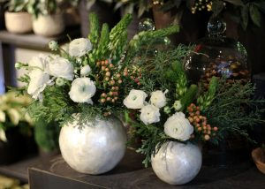 Back Bay Gift Guide: Winter Ranunuculus DesignWinter Ranunuculus Design, Winston Flowers