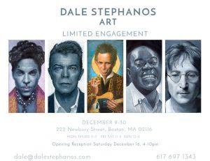 Dale Stephanos Pop-Up