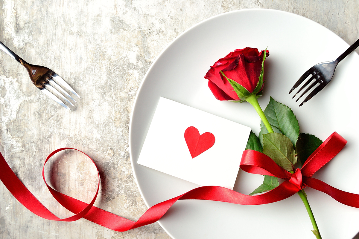 Valentine S Day Dining Guide