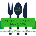 Eat to Defeat ALS: May 8, 2018