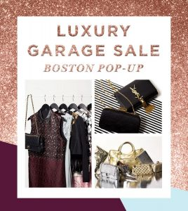 Shopping Party @ Luxury Garage Sale | Boston | Massachusetts | United States