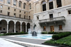 Concerts in the Courtyard @ Boston Public Library | Boston | Massachusetts | United States