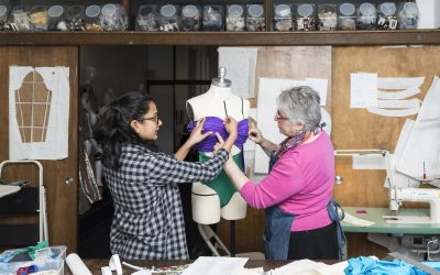 School of Fashion Design Announces New Executive Director