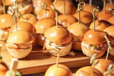 Fairmont Copley Plaza Catering