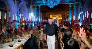 Holiday Bacchanal at the Fairmont Copley Plaza @ Fairmont Copley Plaza