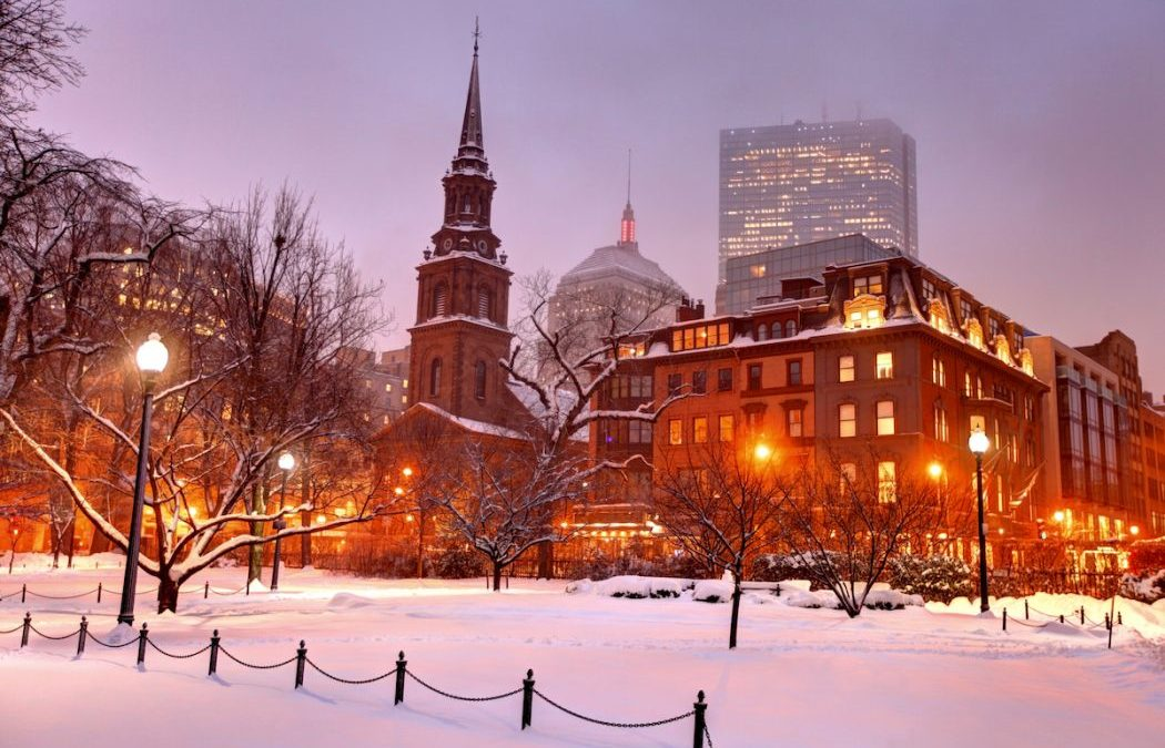 Things to Do in Back Bay This Winter