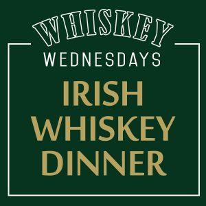World of Whiskeys Dinner at Solas Irish Pub @ Solas Irish Pub