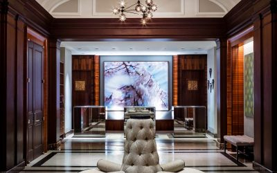 """This Winter Loews Boston Hotel Invites Guests to """"Wander Your Way"""""""