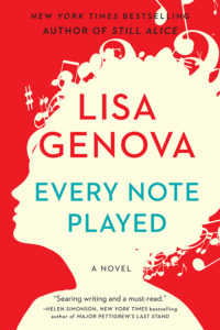An Evening with Author Lisa Genova at The Lenox @ The Lenox