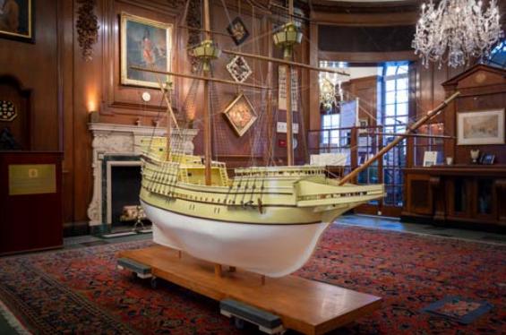 New England Historic Genealogical Society Kicks Off Mayflower 400th Anniversary