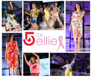 Ellie Fund's 5 for Ellie Fashion Show @ Fairmont Copley Plaza