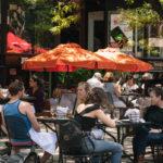 Newbury Street Restaurants May Now Brand Their Umbrellas