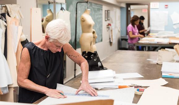 School of Fashion Design Fall Classes Begin Soon