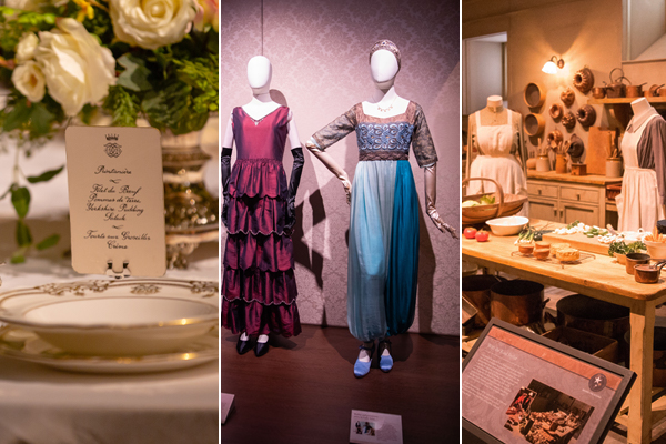 NOW OPEN Downton Abbey: The Exhibition