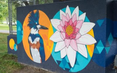 Introducing Three New Murals Along the Esplanade