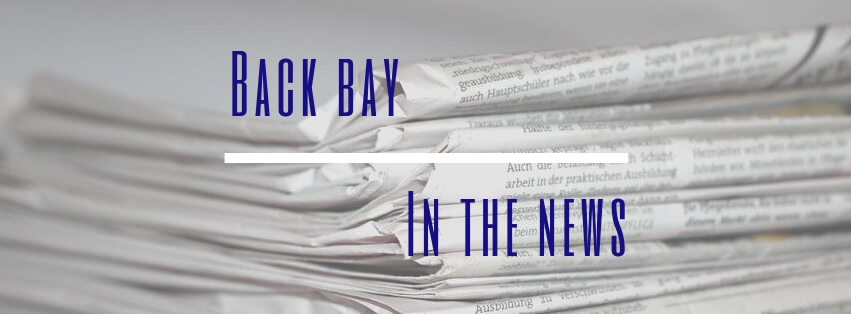 Back Bay in the News