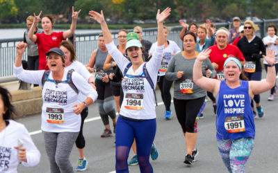Reebok Boston 10K for Women is Coming to Back Bay