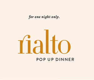 2020 Rialto Pop Up Dinner at Porto @ Porto | Boston | Massachusetts | United States