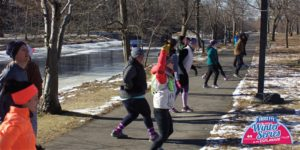 Free Winter Fitness Series with the Esplanade Association @ Fiedler Field | Boston | Massachusetts | United States